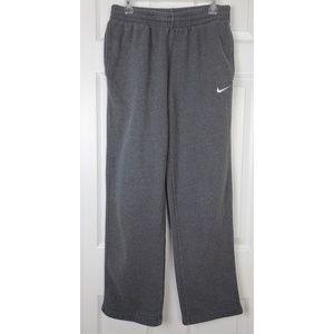 Nike gray sweatpants size S